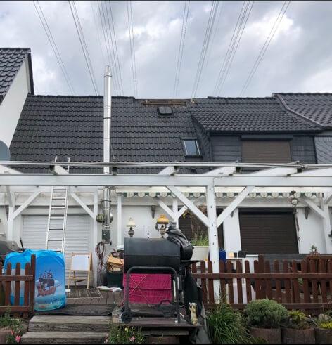 Optimal Bedacht Dachdeckerei Hamburg Dachsanierung Nachher
