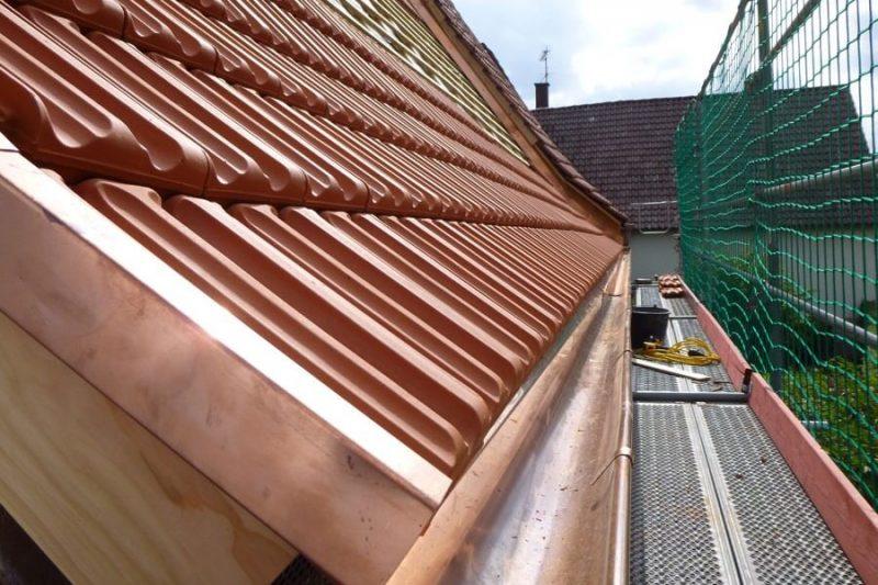 Optimal Bedacht Dachdeckerei Hamburg Dachsanierung